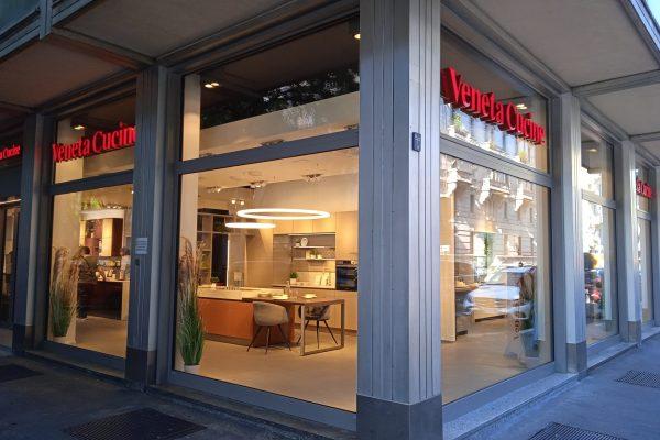 Veneta Cucine Milano Risorgimento